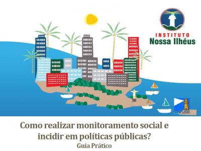 Cartilha: Como realizar monitoramento social e incidir em políticas públicas?