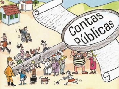 CONTAS DO MUNICIPIO